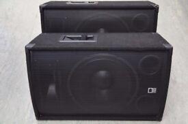 Class-D Pair of Passive Speakers 300W £175