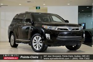 2012 Toyota Highlander hybrid *****Limited NAVIGATION, LEATHER,