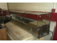 Refrigerated Tabletop Prep Unit & Servery / Salad / Pizza Prep - King Cristal314.HD