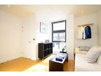 FURNISHED STUDIO APARTMENT IN CANARY WHARF E14, 24 HOUR CONCIERGE! NOT TO BE MISSED