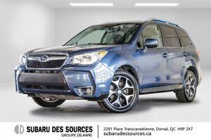 2014 Subaru Forester 2.0XT Limited CVT