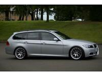 BMW alloy wheels and tyres 19inch