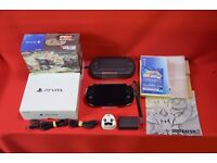 Sony Playstation Vita PCH-2000 God Eater 2 Fenrir Edition £140