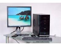 MEDION - Desktop PC- in excellent condition!3 month Warranty
