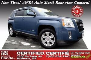 2011 GMC Terrain SLE-1 AWD Certified! New Tires! AWD! Auto Start