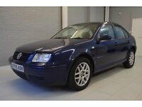 Volkswagen Bora 1.9 TDI PD Highline 4dr Warranty Available *CATEGORY D*