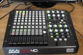 Akai APC40 - Perfectly working