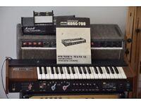 Korg MiniKorg-700 Vintage Synthesizer *1973*
