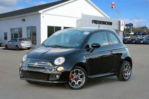 2015 Fiat 500 SPORT! REDUCED! ONLY $42/WK TAX INC $0 DOWN!