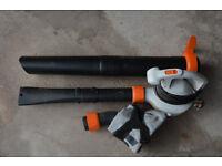 STIHL SHE71 Leaf Blower / Vacuum Shredder