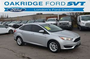 2015 Ford Focus ONE OWNER, BLUETOOTH, AUTOMATIC, 2.0L