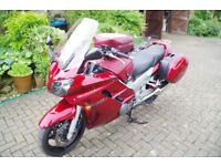 YAMAHA FJR1300 IN VGC NOW SOLD