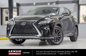 2016 Lexus RX 350 F SPORT III AWD; GPS TOIT AUDIO THE MOST EQUIP