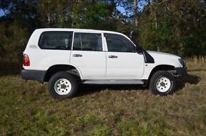 1998 Toyota LandCruiser Wagon Turbo Diesel HZJ105R North Nowra Nowra-Bomaderry Preview