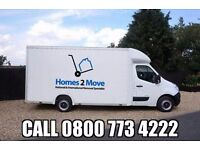 Homes2Move Van Hire Man/Van Removals & Storage