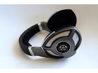 Sennheiser HD700 Audiophile Headphones HD 700 silver like hd800 800 Shure £325