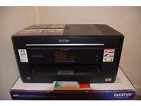 Brother Business Smart J5625DW Printer Size A4/A3 Wireless wifi Inkjet with fax