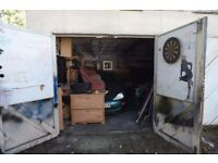 DOUBLE GARAGE available for storage | Chingford Mount (E4)