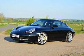 1998 Porsche 911 996 Carrera 2 3.4 Manual Coupe