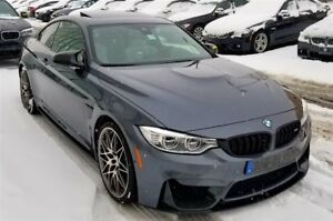 2017 BMW M4 ULTIMATE PKG