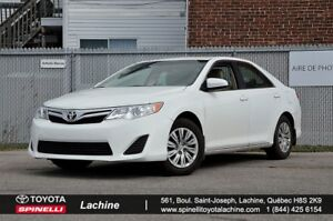 2014 Toyota Camry LE CUIR CAMÉRA BLUETOOTH ET++ 90 DAYS WITHOUT