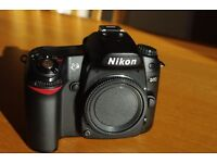 Nikon D80 DSLR (body only)