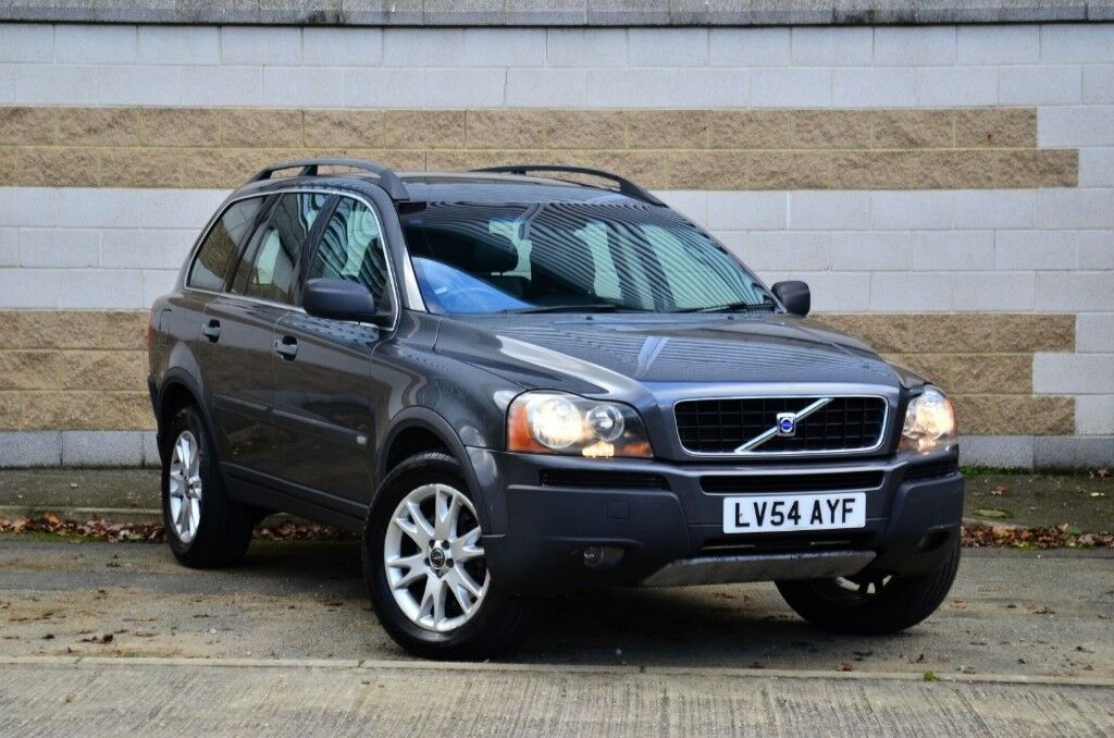 2004 Volvo Xc90 D5 Family 4x4 7 Seats Rare Manual Great Condition All Round In Ipswich Suffolk Gumtree