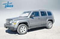 2013 JEEP PATRIOT SP