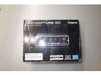 Roland Duo Capture EX UA-22 USB Audio/MIDI Interface