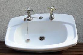 Armitage Shanks White Wash Hand Basin