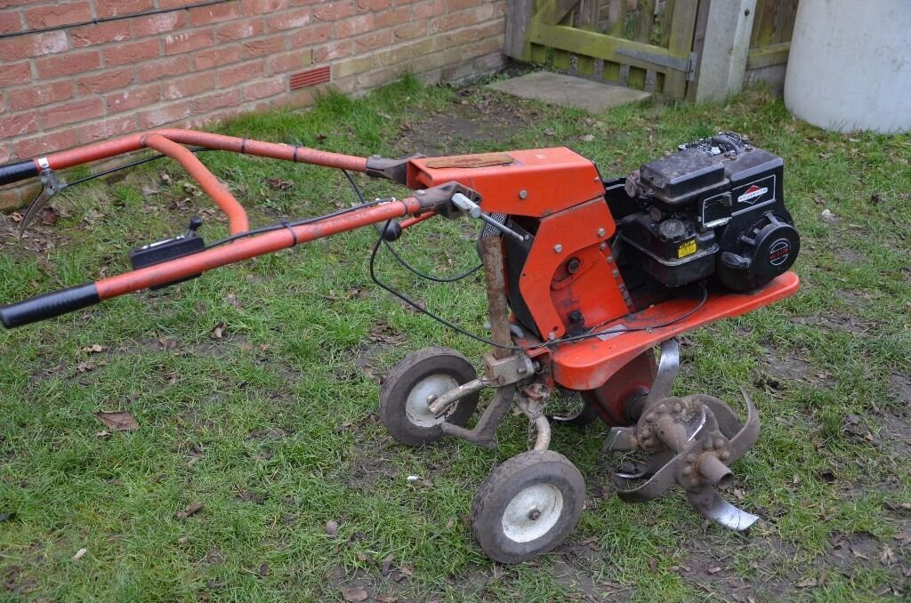 Merry tiller garden rotavator cultivator in norwich for Allotment tools for sale