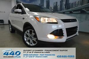2013 Ford Escape SEL *Cuir,Navigation*