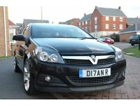 Vauxhall Astra 1.9 CDTI Black Manual 6 speed 135k X-pack £2.5k FSH Full Leather Pan Roof