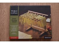 Fresh pasta drying stand / rack - spaghetti, fettuccine, lasagna - new