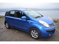 2006 Nissan Note 1.4 SE immaculate