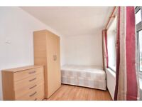 LOVELY DOUBLE ROOM TO RENT! 140pw* HOUSESHARE CLOSE TO KINGS CROSS STATION! **CALL NOW FOR VIEWING**