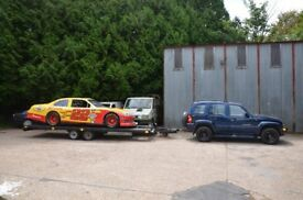 vehicle transportation recovery, car. bike, classics by total vehicle services romsey, nationwide