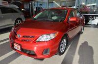 2013 Toyota Corolla CE Auto, Pwr Windows, A/C, Bluetooth, LOW km