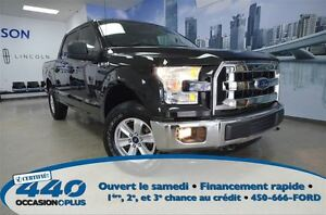 2015 Ford F-150 XLT *4 Roues Motrice*