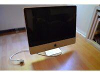 iMac 2009 24' | 2.66 Ghz core 2 duo | 640GB HDD | 4GB RAM | OS X Leopard
