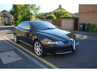 Alfa Romeo GT 2.0 JTS BlackLine 2dr ( BOSE stereo ) p/x possible 1 year M.OT (p/x)