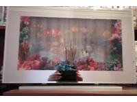 Floating fish lamp t.v BOXED...