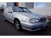 Volvo v70, AUTOMATIC, GOOD MILES, 11 MONTHS MOT
