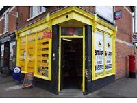 2 Off Licences / Newsagents for sale together