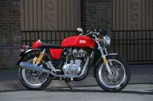 2015 Royal Enfield Conti GT