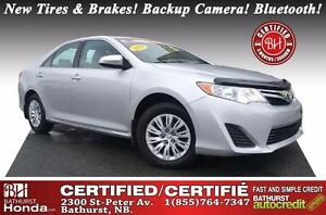 2014 Toyota Camry SE Certified! No Accident! New Tires & Brakes!