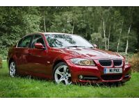 BMW 3 Series 320d Exclusive Edition 2011 with Professional Media