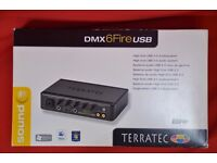 Terratec DMX 6Fire USB Audio System £250