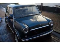 *REDUCED* Limited Edition Classic Mini Neon 1991, Low Mileage for age, no MOT