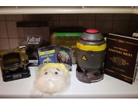Fallout 4 Massive Xbox/ PC Collection! Pip Boy + Game + Survival Guide + Vault Boy Mask Sealed